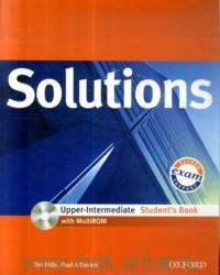 Solutions : Upper-Intermediate : Student's Book