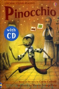 Pinocchio : Retold by K. Daynes