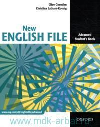 New English File. Advanced : Student`s book