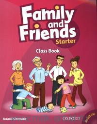 Family and Friends : Starter : Class Book