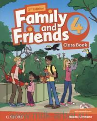 Family and Friends 4 : Class Book