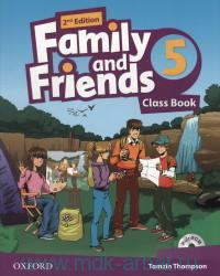 Family and Friends 5 : Class Book