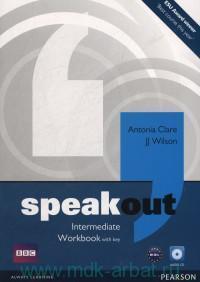 Speakout : Intermediate : Workbook with Key