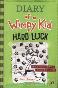 Diary of a Wimpy Kid. Book 8. Hard Luck