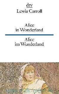 Alice in Wonderland = Alice im Wunderland