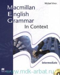 Macmillan English Grammar in Context : Intermediate