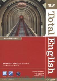 New Total English : Intermediate : B1-B1+ : Student's Book with ActiveBook plus Vocabulary Trainer