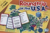 Roundtrip of the USA : Let's play in English : Level A2-B1