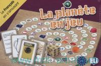 La planete en jeu : Le Francais en s'amusant : Niveau A2-B1