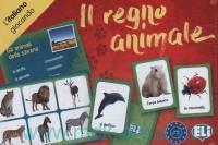 Il regno animale : L'italiano giocando : A1-A2