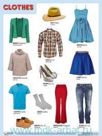 Clothes : плакат