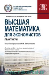 Высшая математика для экономистов : практикум : учебно-практическое пособие