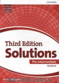 Solutions : Pre-Intermediate : Workbook