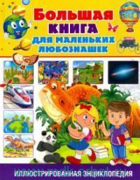 Большая книга для маленьких любознашек : иллюстрированная энциклопедия