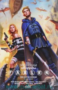 Сказки. Кн.9 : издание делюкс : графический роман