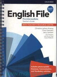 English File : Pre-Intermediate : Teacher's Guide : With Teacher's Resource Centre
