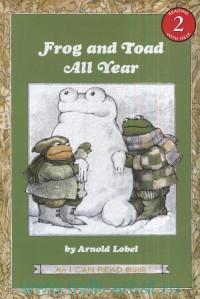 Frog and Toad All Year : Reading 2 With Help