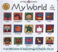 My World : A Hand-Drawn Word Book