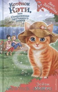 Котёнок Кэти, или Сокровище песчаного замка : повесть