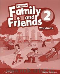 Family and Friends 2 : Workbook