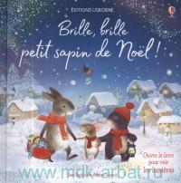 Brille, Brille Petit Sapin de Noel!