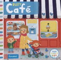 Busy Cafe : Push Pull Slide