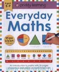 Everyday Maths : Ages 5-7 : Wipe Clean With Pen