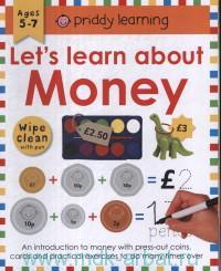 Let's learn about Money : Ages 5-7 : Wipe Clean With Pen