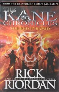 The Kane Chronicles. Book 1. The Red Pyramid