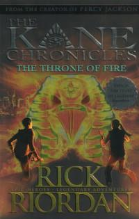 Kane Chronicles. Book 2. The Therone of Fire