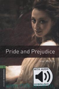 Pride and Prejudice : Stage 6 (2500 headwords) : With Audio Download