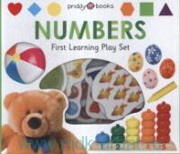 Numbers. First Learning Play Set