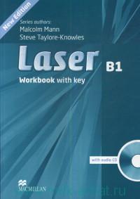 Laser B1 : Workbook with Key