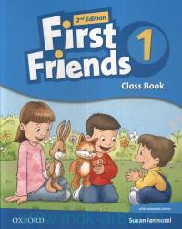 First Friends 1 : Class Book