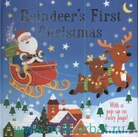 Reindeer's First Christmas : With a Pop-Up On Every Page!