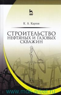 Строительство нефтяных и газовых скважин : учебное пособие