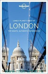 Lonely Planet's Best of London 2020 : Top Sights, Authentic Experiences