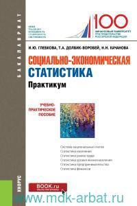 Социально-экономическая статистика. Практикум : учебно-практическое пособие