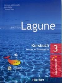 Lagune 3 : Deutsch als Fremdsprache : Niveaustufe B1 : Kursbuch