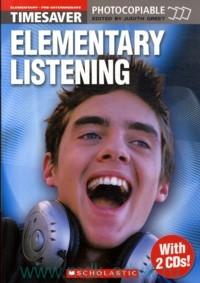 Timesaver. Elementary Listening : Elementary - Pre-Intermediate