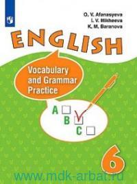 Английский язык : 6-й класс : лексико-грамматический практикум : учебное пособие для общеобразовательных организаций и школ с углубленным изучением английского языка