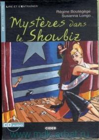 Mysteres dans le Showbiz : Niveau Deux : A2