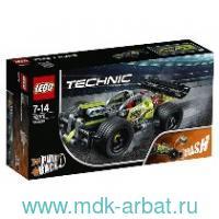 """Конструктор """"Lego Technic. Зеленый гоночный автомобиль"""""""