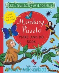 Monkey Puzzle : Make and Do Book