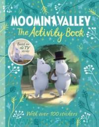 Moominvalley : The Activity Book : With Over 100 Stickers