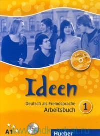 Ideen 1 : Deutsch als Fremdsprache. A1 : Arbeitsbuch