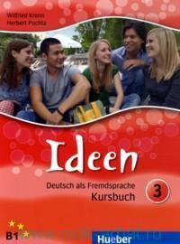 Ideen 3 : Kursbuch B1 : Deutsch als Fremdsprache