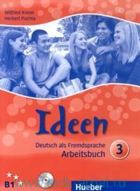 Ideen 3 : Deutsch als Fremdsprache : B1 : Arbeitsbuch