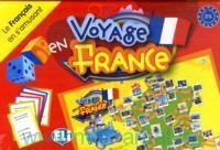 Voyage en France : Le Francais en s'amusant : Niveau A2-B1