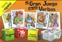 El Gran Juego de los Verbos : Jugamos en Espanol : A2-B1